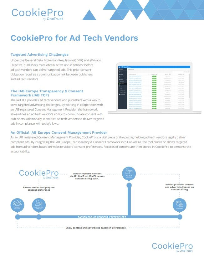 Ad Tech Vendors