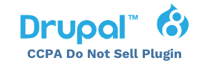 Drupal CCPA Do Not Sell Plugin CookiePro Drupal CCPA Do Not Sell Plugin