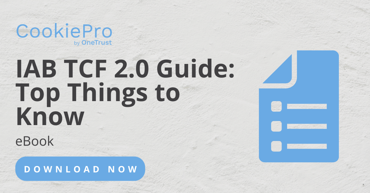 IAB TCF Guide