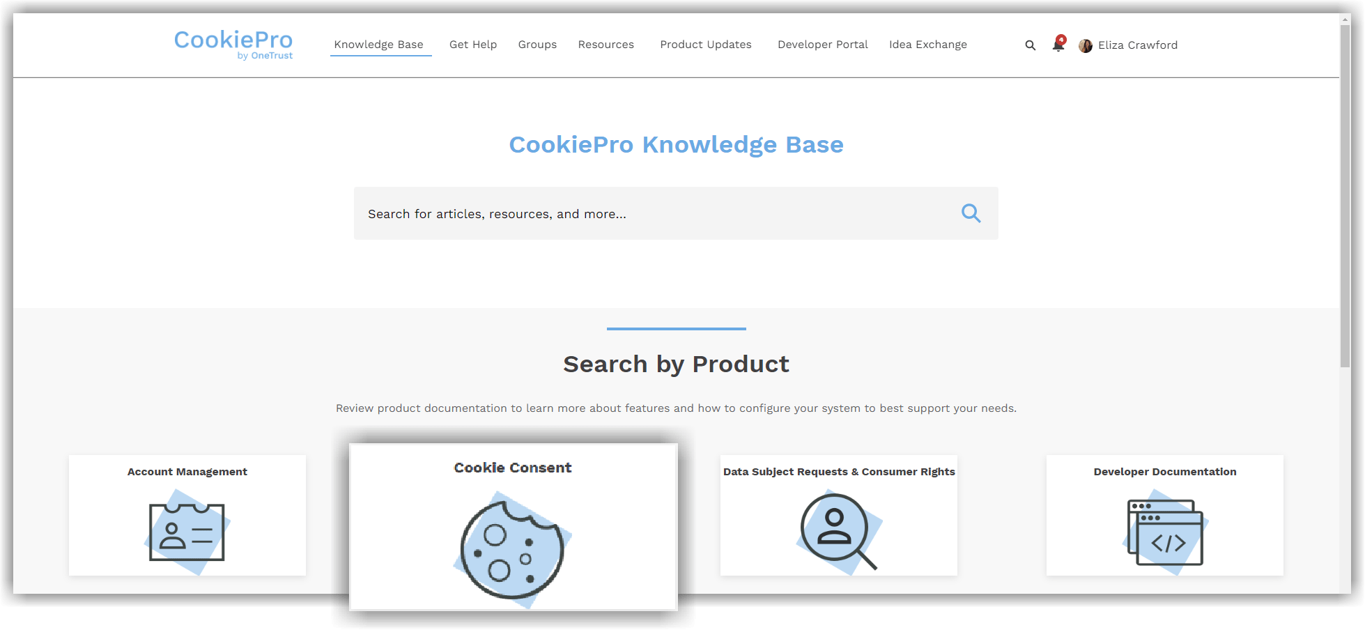 CookiePro Community Partner Network
