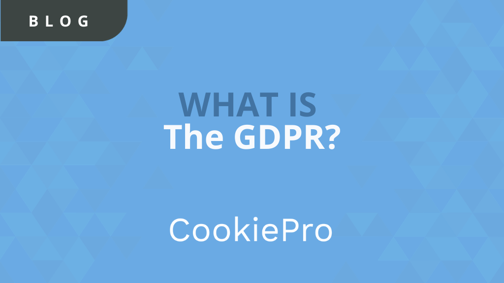What is the GDPR Blog