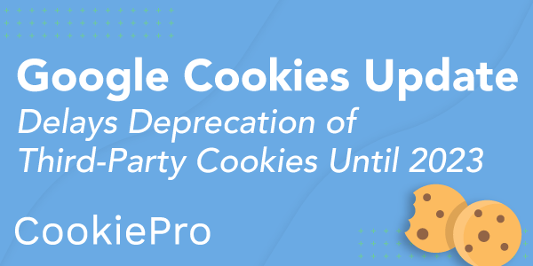 Third Party Cookies Google Update Blog